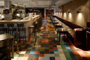 Brasserie Witteveen in Amsterdam door Concrete