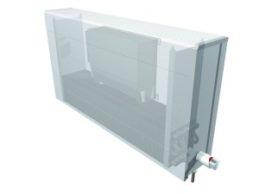 Eén oplossing voor lokaal verwarmen, koelen en ventileren