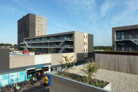 Blok 13 en 14 in Almere Buiten