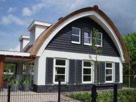 Vrijstaand woonhuis met veranda, Woerden