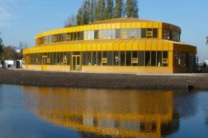Praktijkschool De Brug in Assendelft door Dok architecten