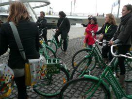 MIMOA Event 09 Rotterdam: Een exclusieve fietstocht