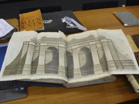Tentoonstelling 'Bouwen op papier' in Museum Het Valkhof in Nijmegen