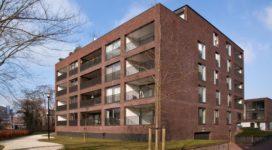18 appartementen in Amersfoort door Poolen Architekten