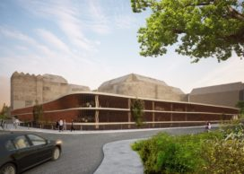 Bouwstart parkeergarage universitair ziekenhuis Brussel