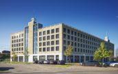 Parkeergebouw – Ibelings van Tilburg architecten