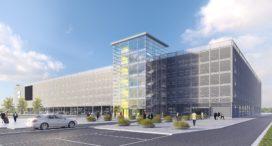 ZJA Zwarts en Jansma ontwerpt nieuwe parkeergarage Schiphol