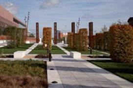 Nieuw park voor Birmingham