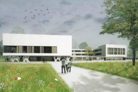 Bouwstart Scholen Campus Peer