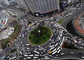 China, stedebouwkundige uitdaging