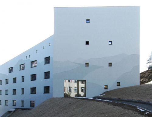 Personeelshuis door Lazzarini Architecten