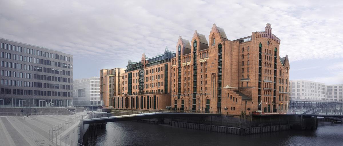 gmp Heinemann Hamburg HafenCity