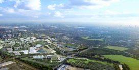 Lezing herontwikkeling Olympisch Park Londen