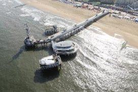 Constructie Pier in zeer goede staat