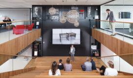 Ahrend Inspiration Centre Amsterdam