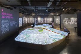 Londen 1:2000 interactief geschaald