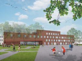 Bouw(her)start school Haagse Rivierenbuurt