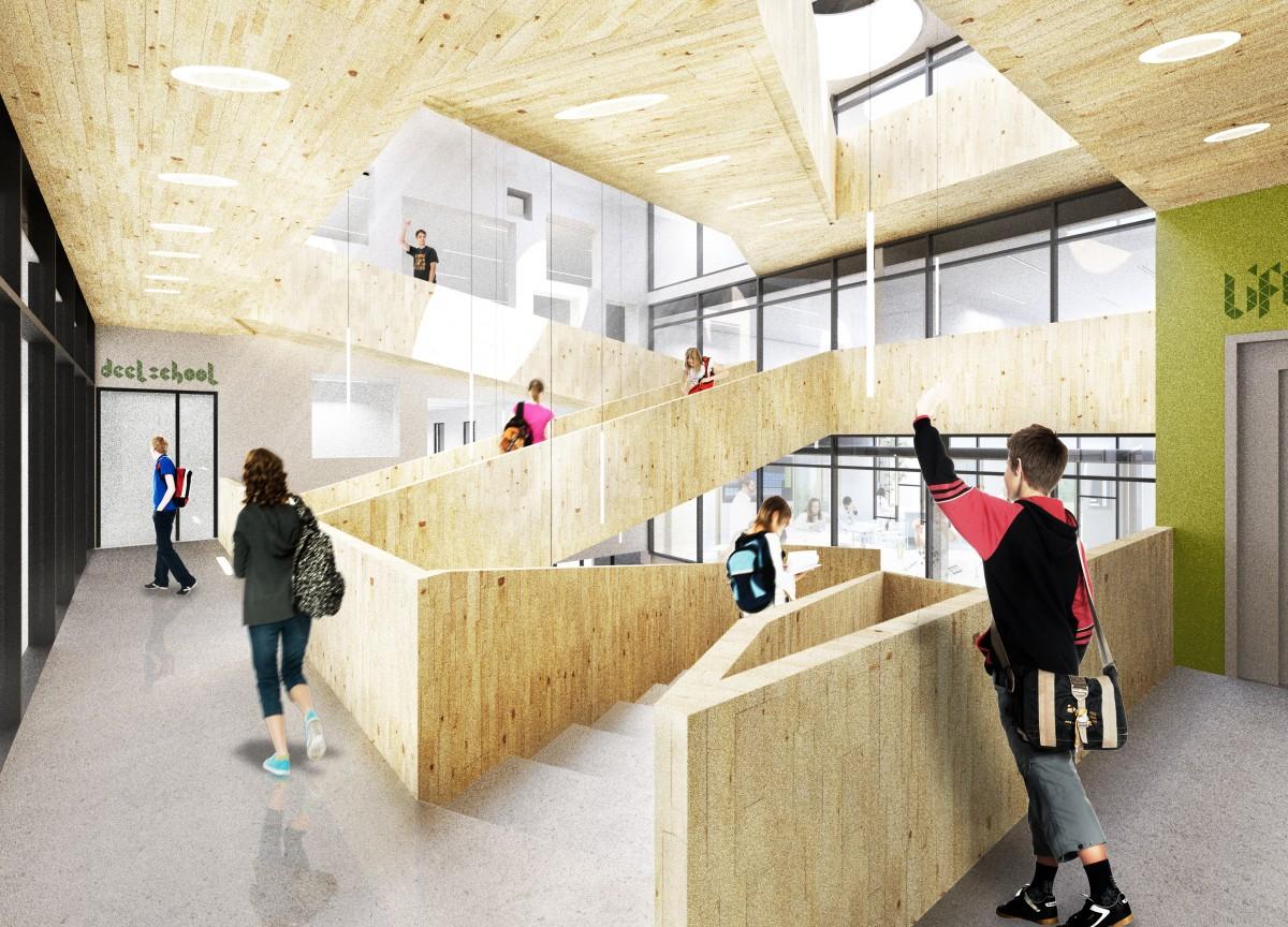 Amerikaanse Ambassade Wassenaar Atelier PRO