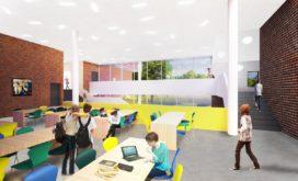 Design & Build Edith Stein College Den Haag naar Atelier PRO