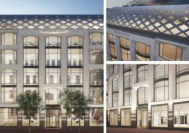 Rijnboutt ontwerpt warenhuizen aan het Rokin