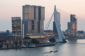 De Rotterdam opgeleverd
