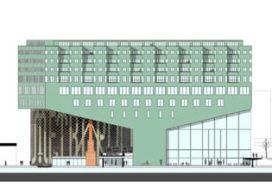 Bibliotheek en Artplex onder één dak in Utrecht