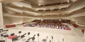 Huis van Cultuur en Kunst door Zaha Hadid