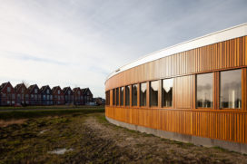 Reitdiepschool beste gebouw van Groningen 2012