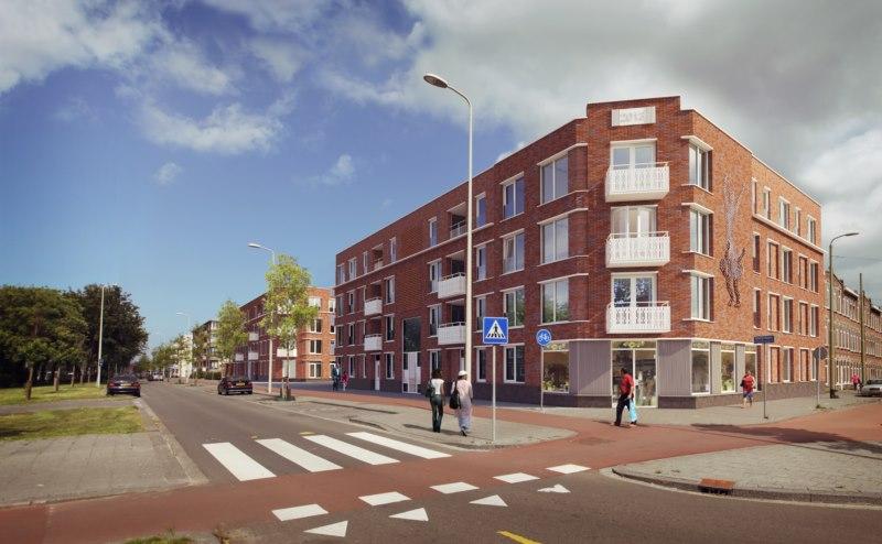 Reitszstraat Den Haag