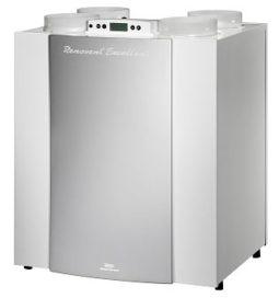 Klein ventilatietoestel met WTW