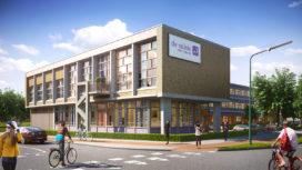Herontwikkeling school tot woningcomplex