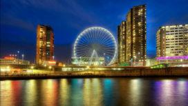Rotterdam krijgt 60 meter hoog reuzenrad