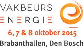 Voor in de agenda: Energie & Gebouw 6 t/m 8 oktober 2015