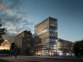 Architecten Rhijnspoorgebouw bekend