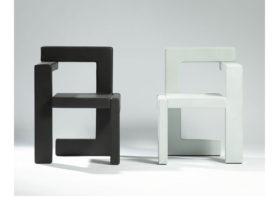Stoel Te Koop : Oorspronkelijke steltman stoel rietveld te koop de architect
