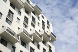 Appartementencomplex in Diemen door Doll