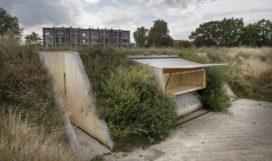 Kiosk Ravelijn door RO&AD Architecten