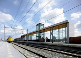 Dichtheid rond stations – TOD or not