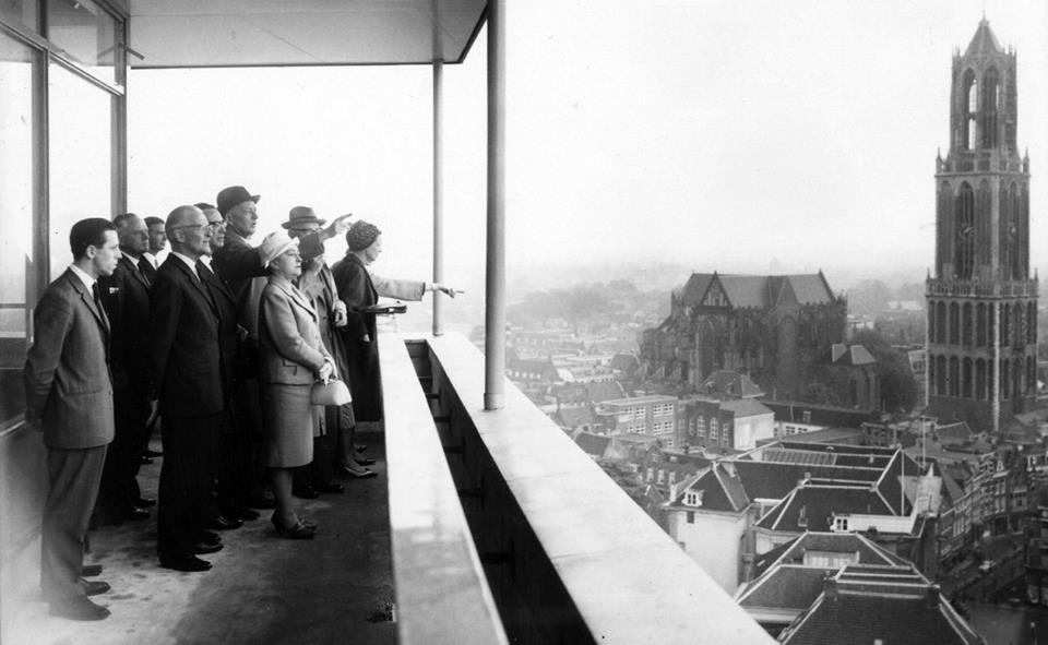 Rooftopbar Neudeflat Utrecht