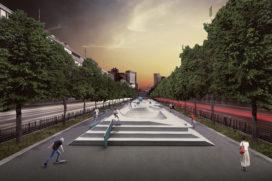 Rotterdam krijgt skatepark van Janne Saario
