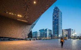 Houtprijzen voor Rotterdam Centraal, Karel Doorman, Haiko Meijer en opvouwbare sluisdeuren