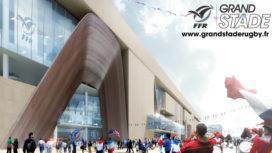 Ontwerp Frans nationaal rugbystadion in ervaren handen