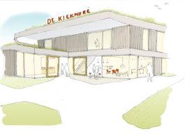 BDG ontwerpt De Kiekmure in Harderwijk