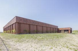 ARC16: Kolleksjesintrum Fryslân – LEVS architecten