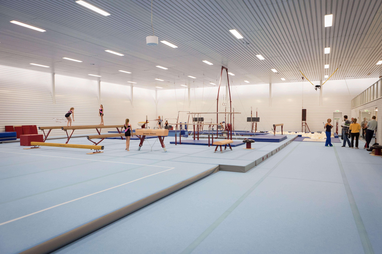 NL Architects Turnaccommodatie Nieuw Welgelegen. Fotograaf Patrick Bals