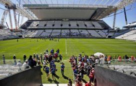 WK 2014 Brasil – Arena de São Paulo door Aníbal Coutinho