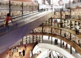 Francine Houben over de bibliotheek van de toekomst