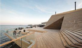 Publieke Löyly sauna – Avanto Architects