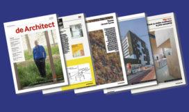 Thema juninummer de Architect: Circulair Bouwen