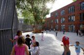 Brede school in Rotterdam door De Zwarte Hond